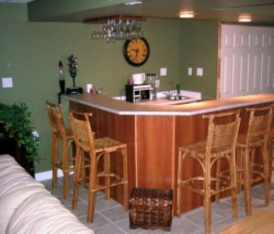 Basement basement design plans Do it yourself bars for basements